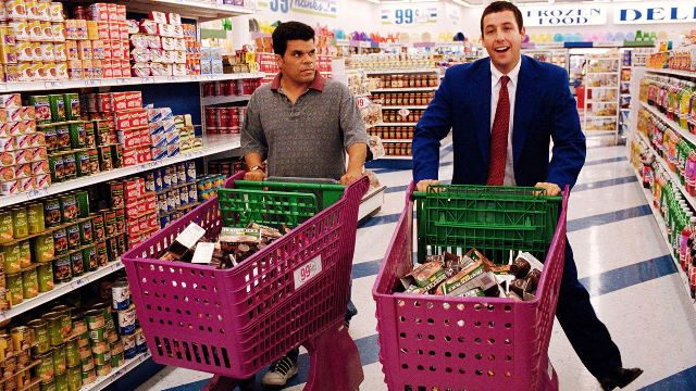Punch-Drunk Love (2002) 2