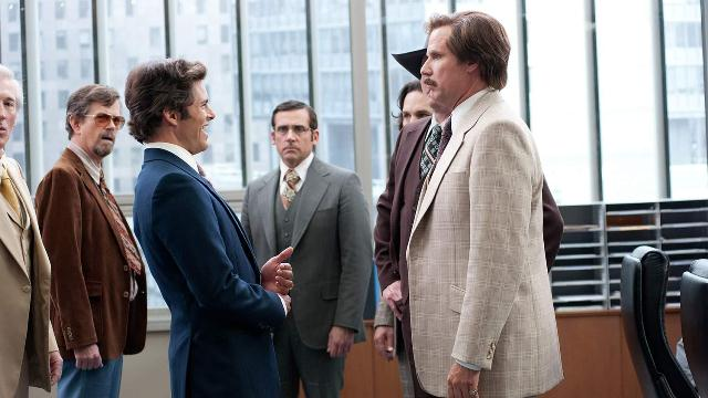 Anchorman 2: The Legend Continues 2