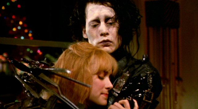 Edward Scissorhands 3