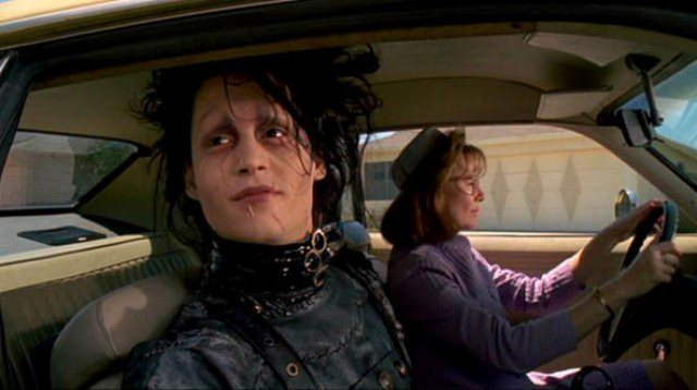 Edward Scissorhands 4