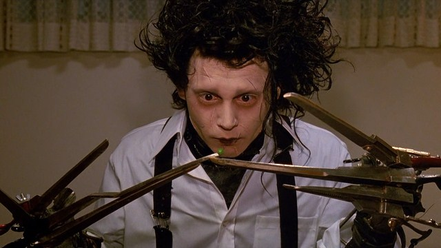 Edward Scissorhands 2