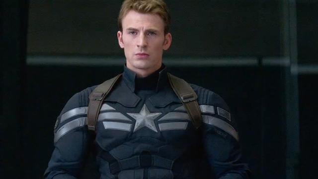 Captain America: The Winter Soldier 4
