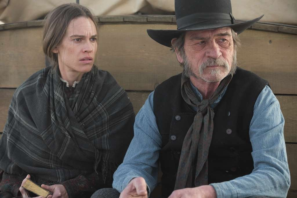 The Homesman 3
