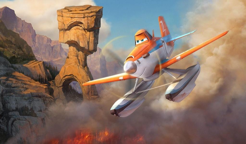 Planes: Fire & Rescue 2