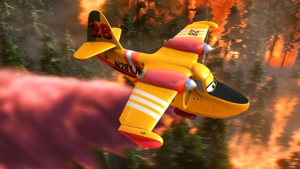 Planes - Fire & Rescue 4