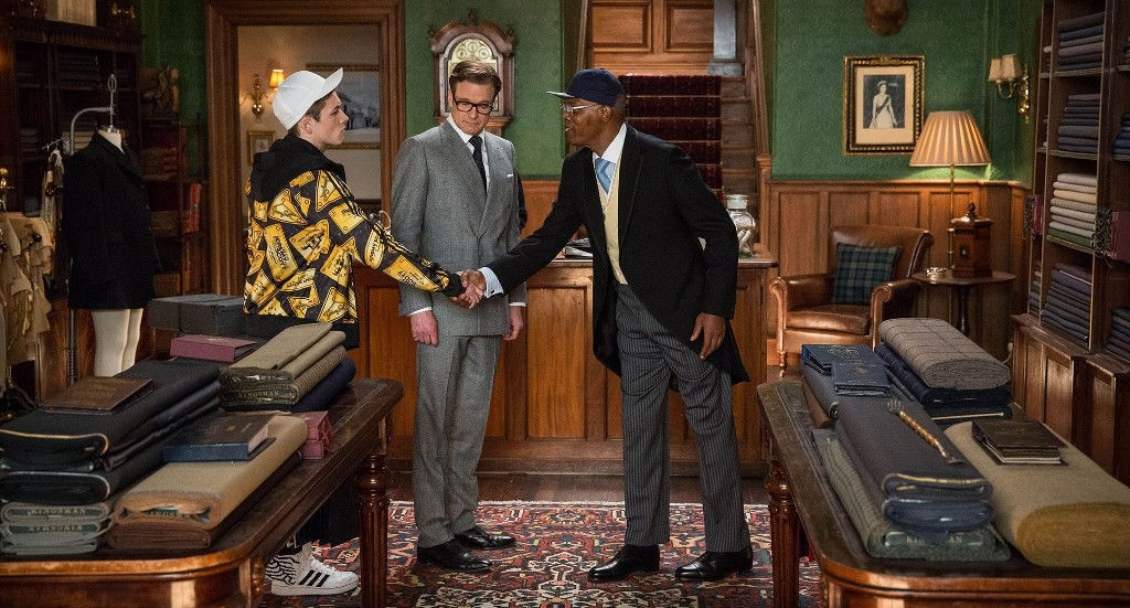 Kingsman - The Secret Service 4