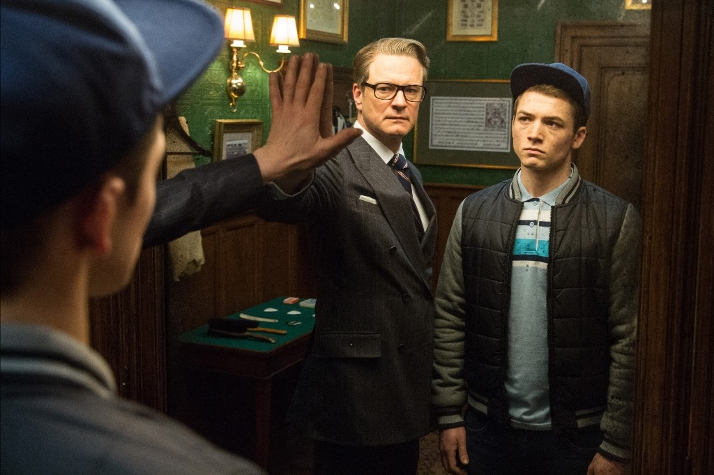 Kingsman - The Secret Service 5