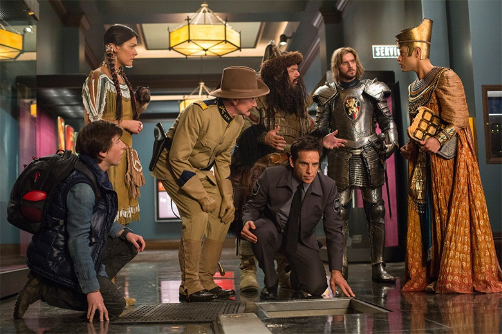 Night at the Museum - Secret of the Tomb 4