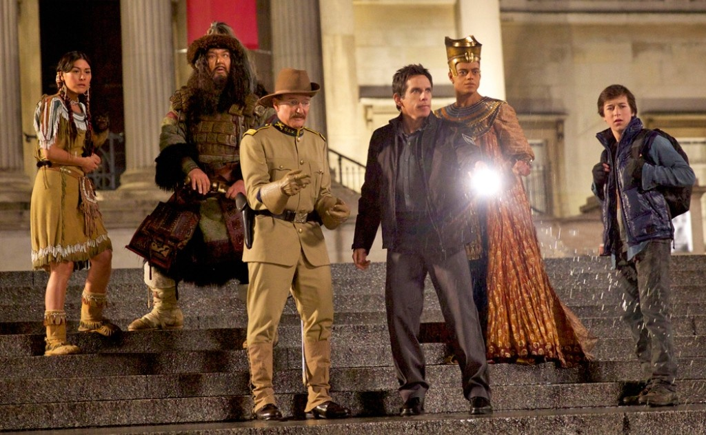 Night at the Museum - Secret of the Tomb 3