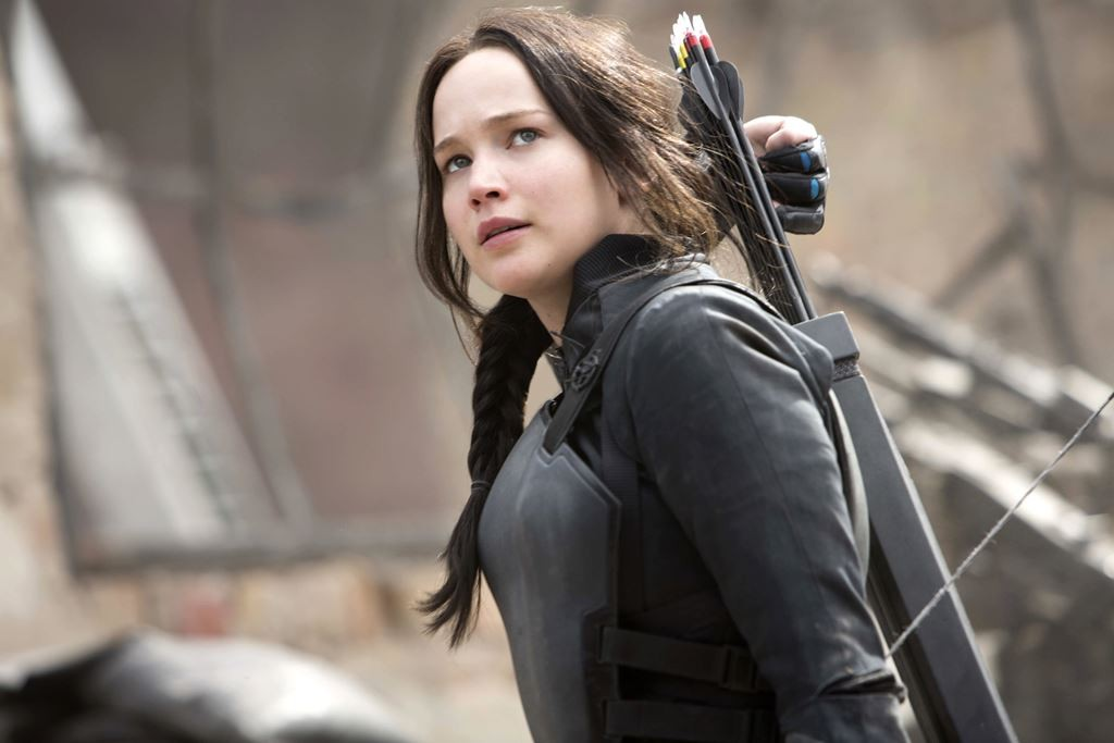 The Hunger Games Mockingjay – Part 2 (2015) 2