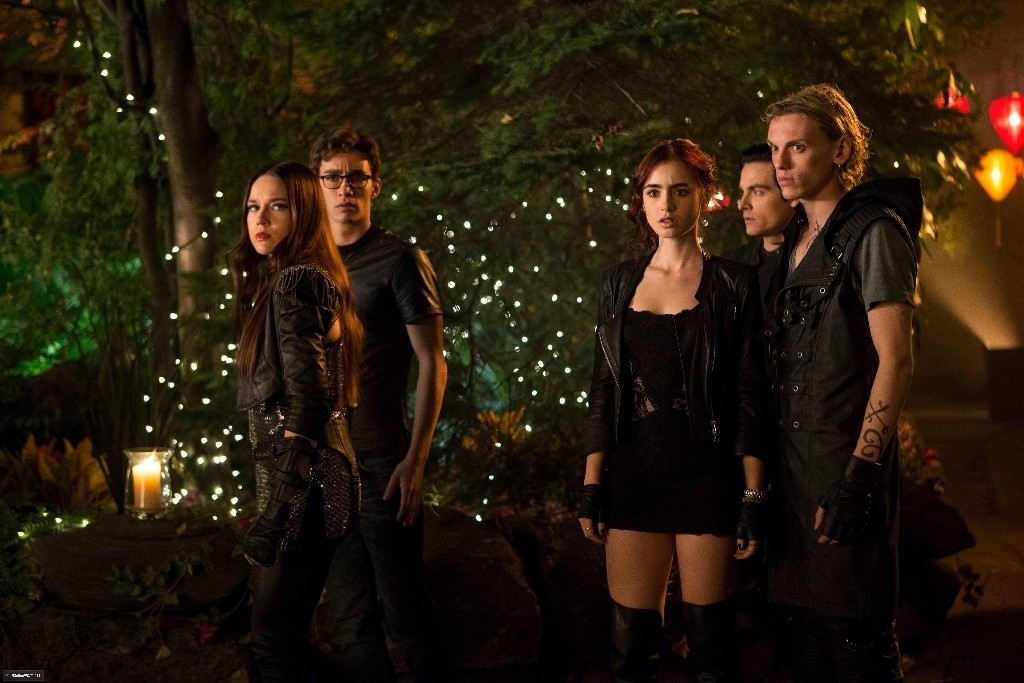 The Mortal Instruments City of Bones (2013) 3