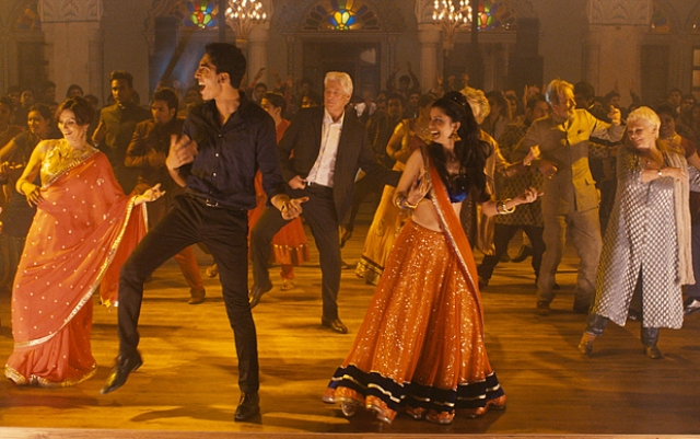 The Second Best Exotic Marigold Hotel 5