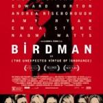 Birdman – The Unexpected Virtue of Ignorance (2014)
